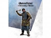 Unteroffizier 3.Fallschirmjager-Division (Vista 5)