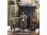 Soldados de EE.UU. en el invierno (Vista 8)
