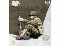 Soldado Primera Clase Infantería US (Vista 5)