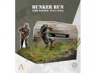 Bunker Run El Pacífico 1944-1945 (Vista 10)