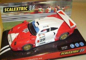 Porsche 911 GT1 24h Le Mans No 29 Mobil  (Vista 1)