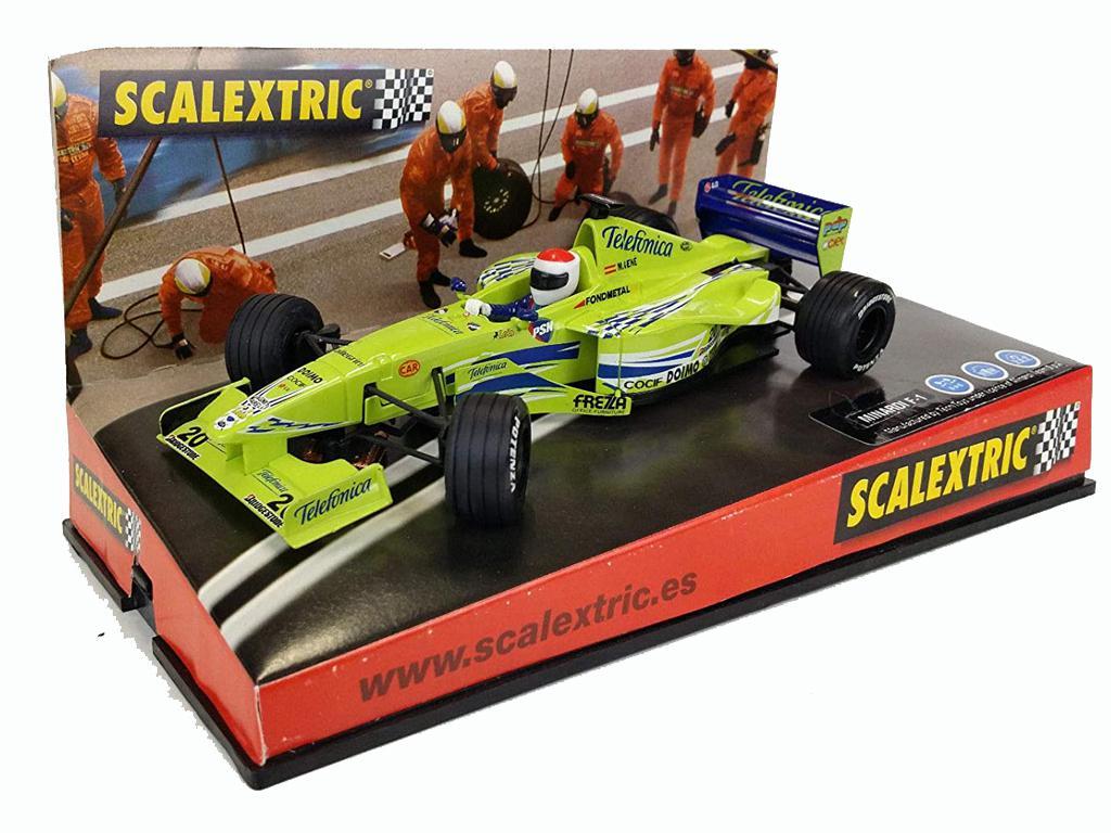 Minardi F.1, Gran Premio de España del 2  (Vista 1)
