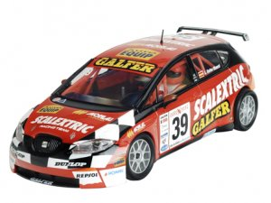 SEAT León Supercopa Scalextric