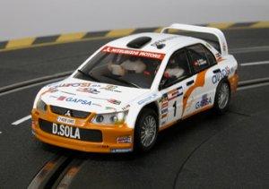 Mitsubishi Campeón Espaí±a 2007 tierra  (Vista 1)