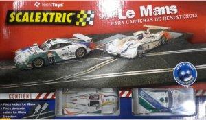 Salida Le Mans + 2 coches  (Vista 1)