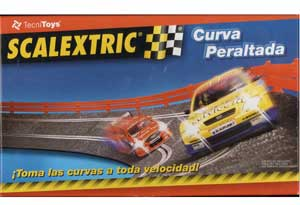 Curva Peraltada - Ref.: SCAL-8859