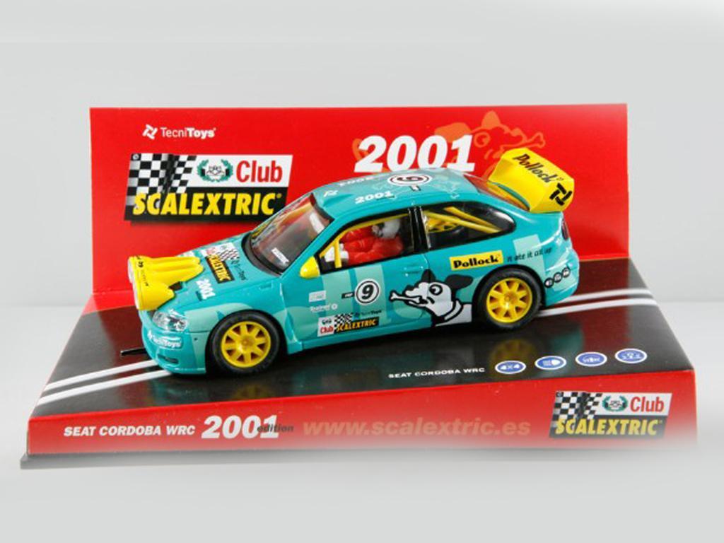 Seat Cordoba WRC (Vista 1)