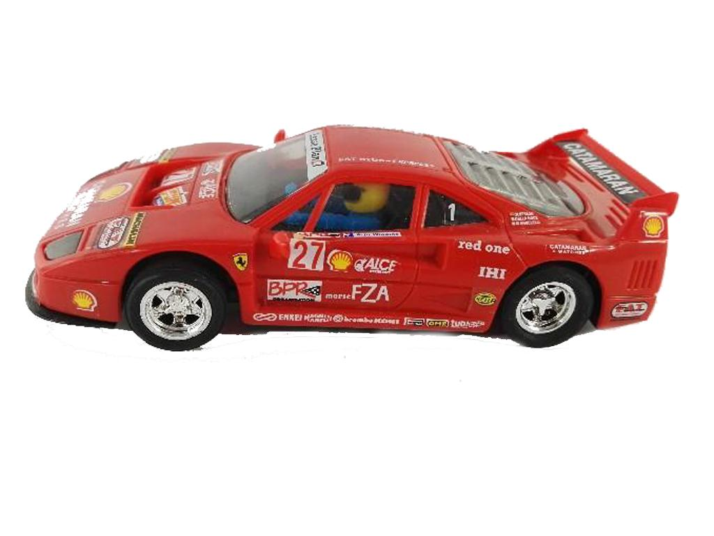 Ferrari F-40 Shell (Vista 2)