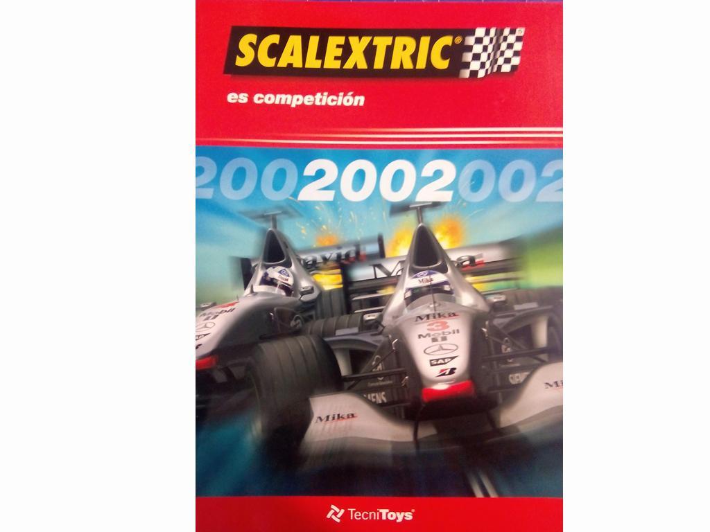 Catalogo Scalextric 2002 (Vista 1)
