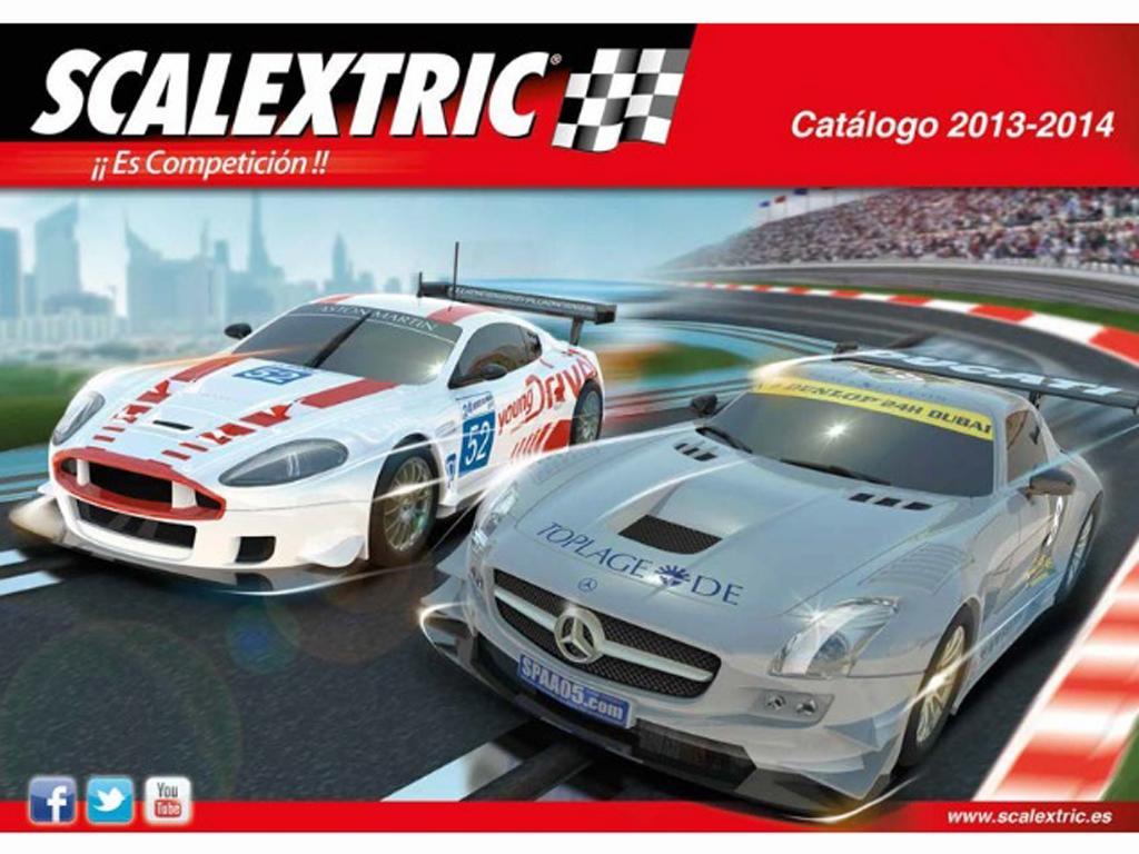 Catalogo Scalextric 2013/14 (Vista 1)