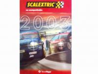Catalogo Scalextric 2003 (Vista 2)