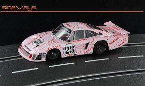 Porsche 935/78 Moby Dick #23 Pink Pig  (Vista 1)