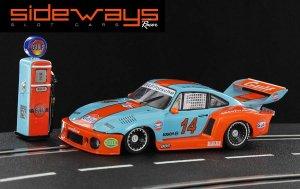 Porsche 935/77 Gulf Historical Color  (Vista 1)