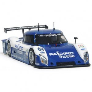 Riley MkXX - AIM Motorsport  (Vista 1)