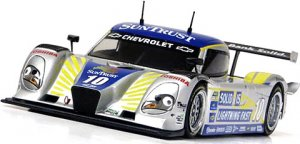 Dallara DP - Taylor Racing  (Vista 1)