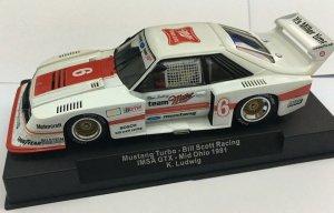 Ford Mustang Turbo Bill Scott Racing  (Vista 1)
