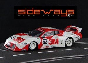 Ferrari 512BB 3M Le Mans 1979  (Vista 1)