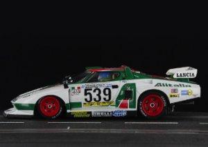 Lancia Stratos Turbo  (Vista 2)