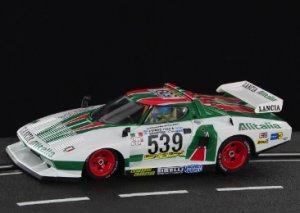 Lancia Stratos Turbo  (Vista 4)