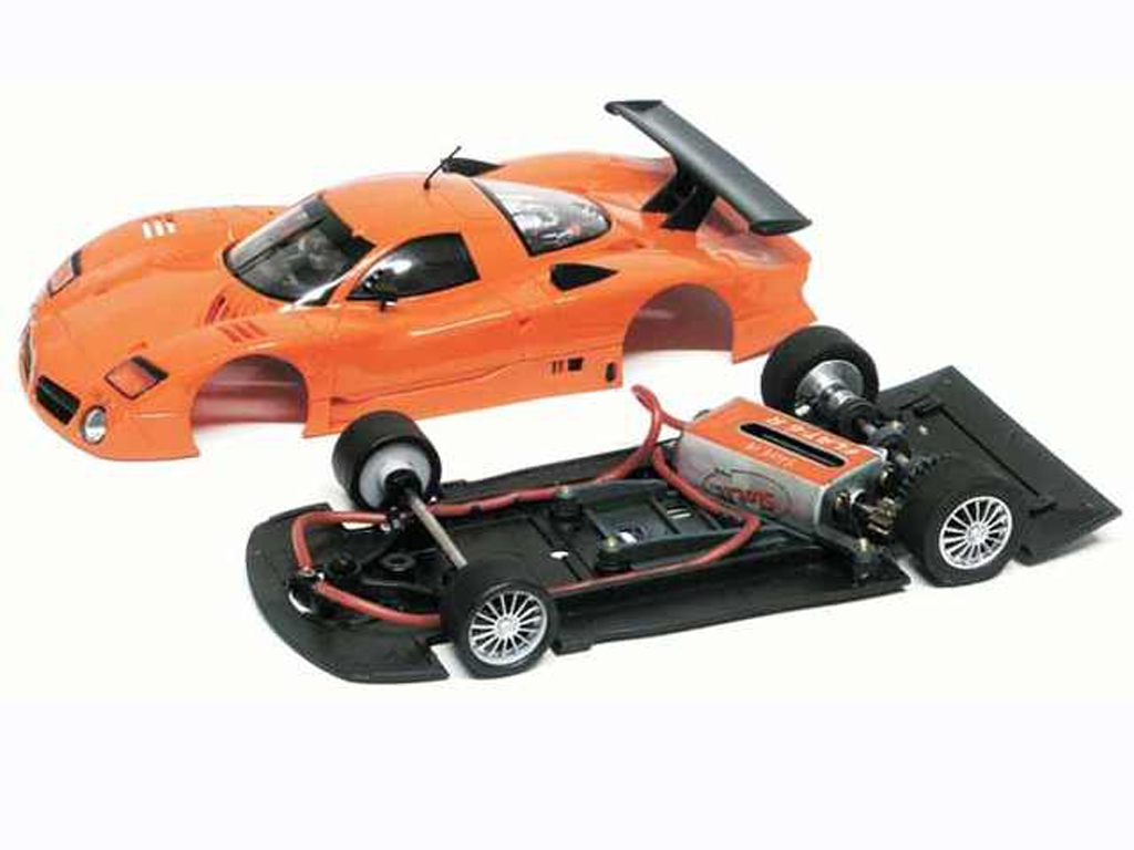 Nissan R390 GT Racing   (Vista 2)