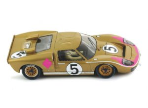Ford MKII #5 3rd LeMans 196  (Vista 5)