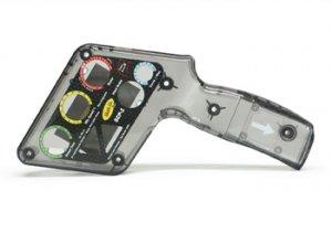 Cachas mando SCP-1 amarillas  (Vista 1)