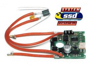 SSD Sport digital kit para coches slot.i  (Vista 1)