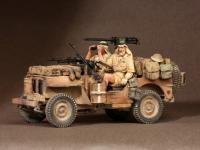 Tripulación del Jeep SAS. África del Norte.1941-42 (Vista 9)