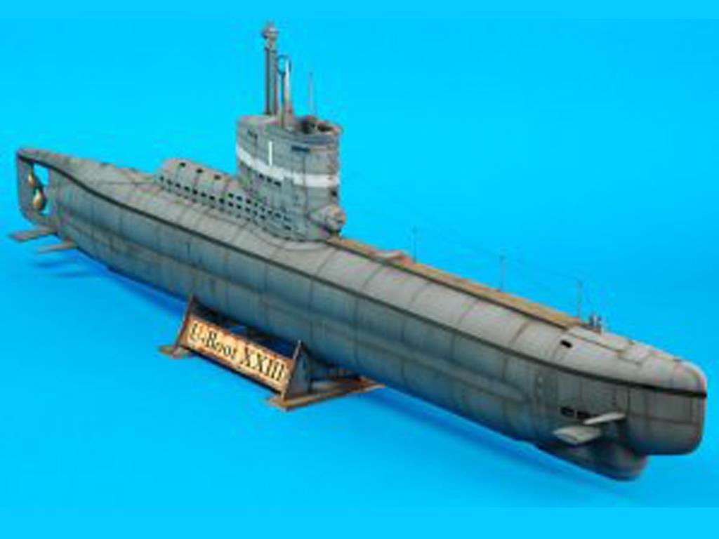 U-Boot type XXIII (Vista 2)
