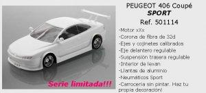 Peugeot 406 Coupe  (Vista 2)