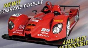 Courage Pirelli  (Vista 1)