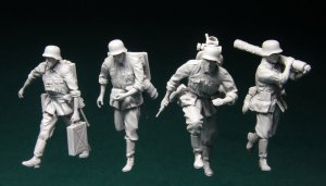 German 8 cm mortar crew  (Vista 3)