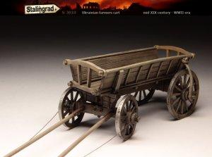 Ukrainian farmers cart  (Vista 1)