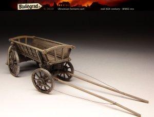 Ukrainian farmers cart  (Vista 2)