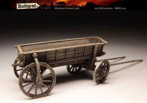 Ukrainian farmers cart  (Vista 3)