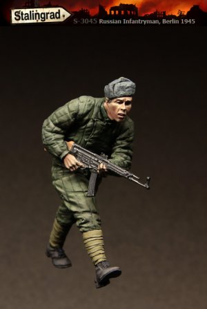 Infanteria Rusa Berlin 1945  (Vista 1)