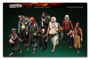 Refugiados Rusos 1941-45 - Ref.: STAL-3070