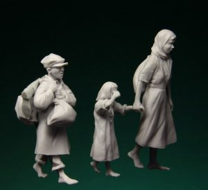 Niños refugiados Rusos 1941-45   (Vista 3)