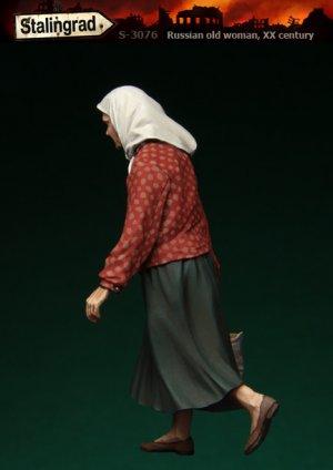 Anciana Rusa  (Vista 2)