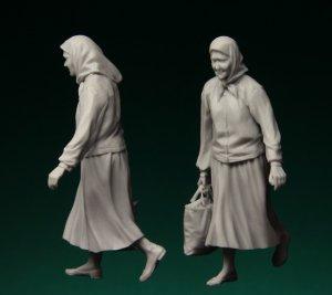 Anciana Rusa  (Vista 3)