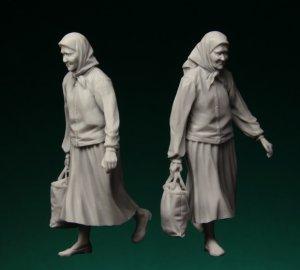 Anciana Rusa  (Vista 4)