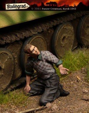 Tanquista Panzer  (Vista 1)
