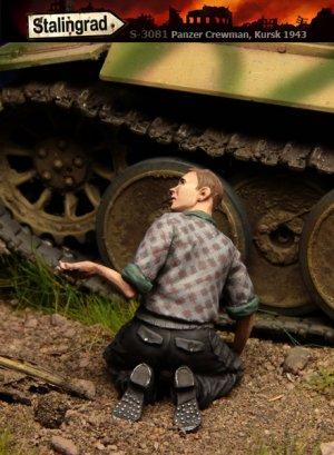 Tanquista Panzer  (Vista 2)