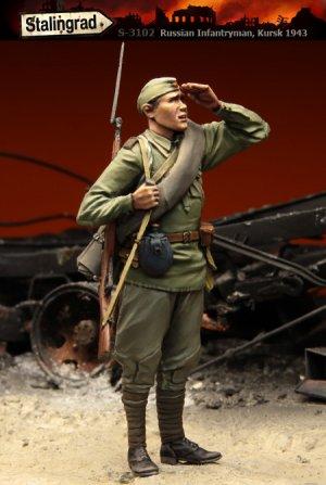 Infanreria Rusa Kursk  (Vista 1)