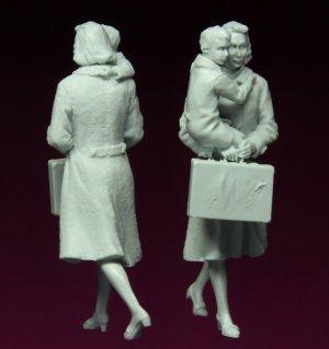Mujer y Crio  (Vista 2)