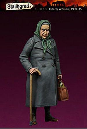 Mujer anciana  (Vista 1)