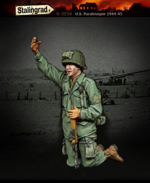 US Airborne Paracaidista 1944-45  (Vista 2)