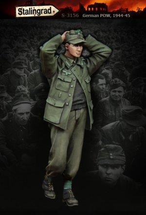 Prisionero de guerra alemán 1944-45  (Vista 1)
