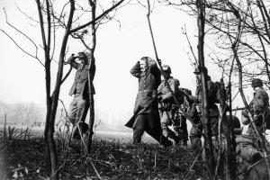 Prisionero de guerra alemán 1944-45  (Vista 4)