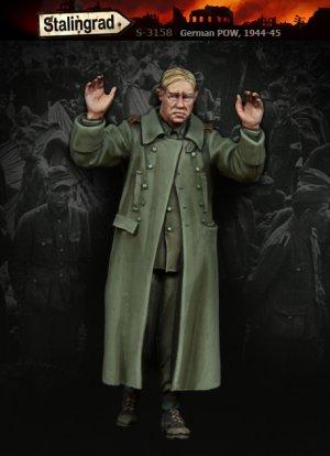 Prisionero de guerra alemán 1944-45  (Vista 2)